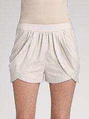 Loeffler Randall silk shorts