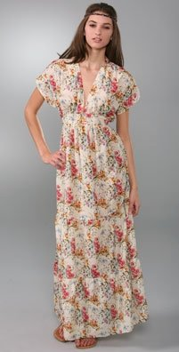 """All I really need...: DOTR floral print """"Butterfly"""" dress. Yes, please, and thank you."""