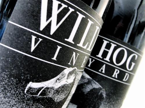 Wild Hog Vineyard Zinfandel Sonoma CA