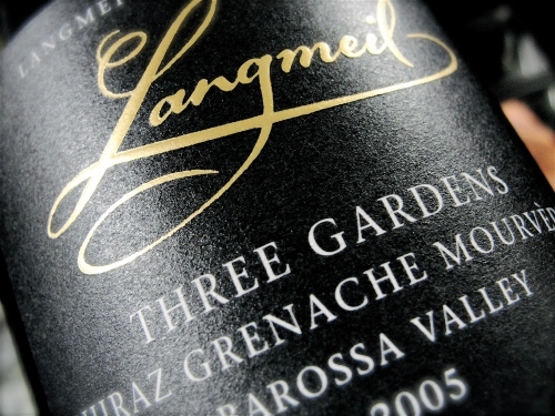 Langmeil Three Gardens Shiraz Grenache