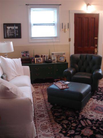 Carey Wodehouse before & after furniture