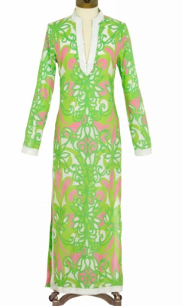 Lilly Pulitzer Colebrook caftan