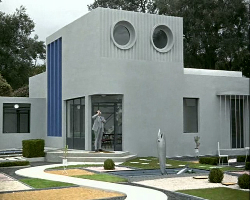 Mon Oncle house