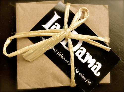 package from LaDama