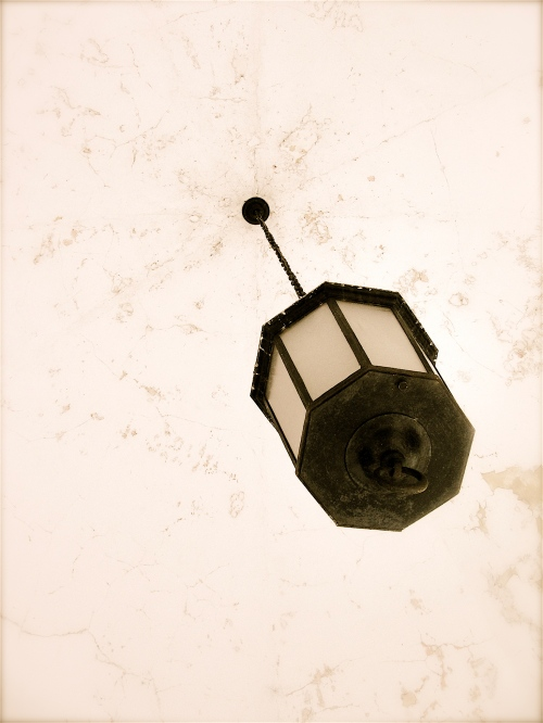 SPAC lantern