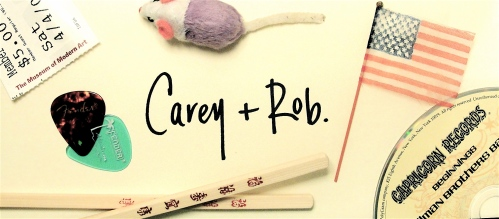 Carey and Rob