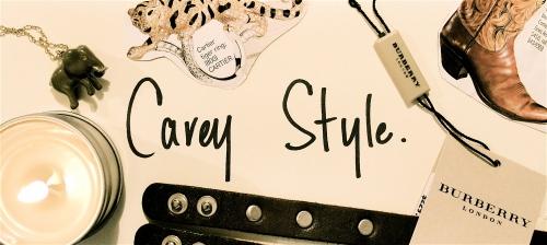 Carey Style Header