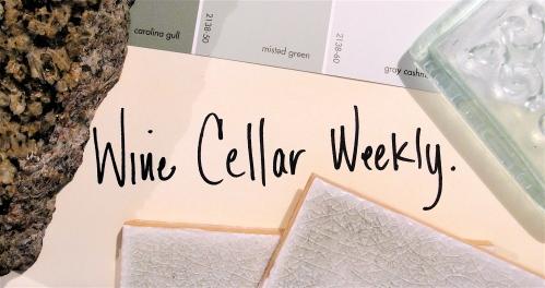 Wine Cellar Weekly Header