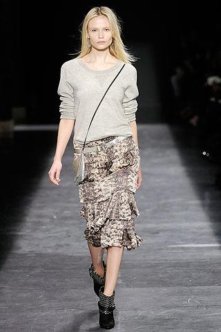 Marant skirt pullover