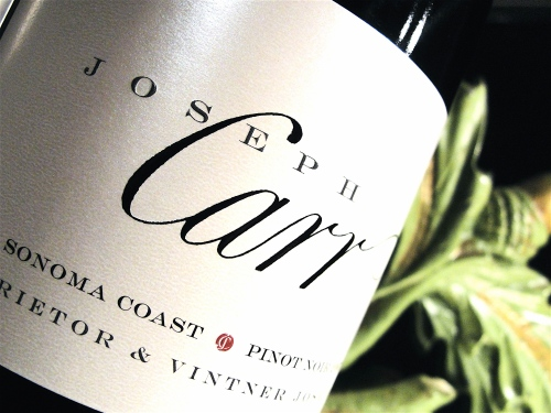 2007 Joseph Carr Pinot Noir Sonoma Coast CA