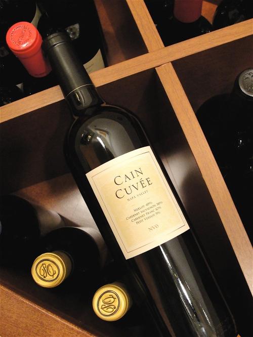 Cain Cuvee NV6 Napa Valley