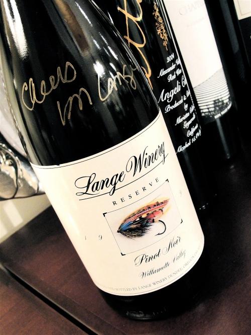 1997 Lange Reserve Pinot Noir