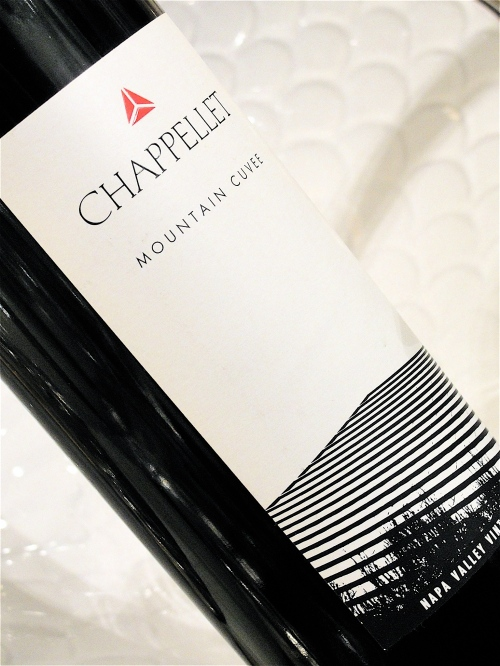2005 Chappellet Mountain Cuvee Napa Valley