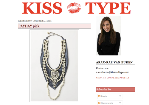 Kiss & Type screenshot