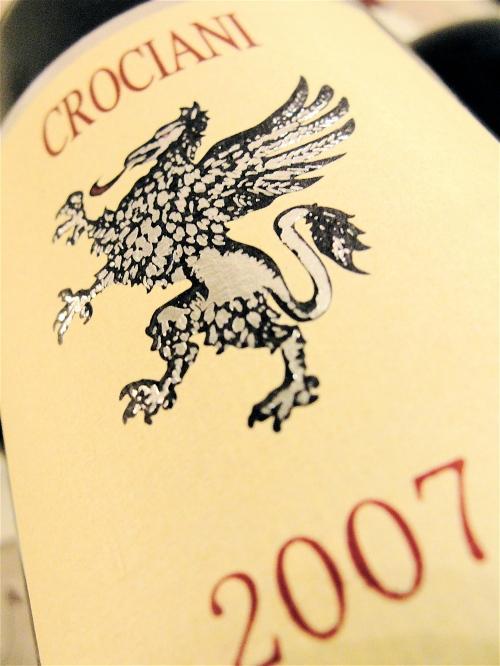 2007 Crociani Rosso di Montepulciano