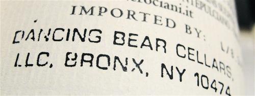 Dancing Bear Cellars Llc Bronx NY