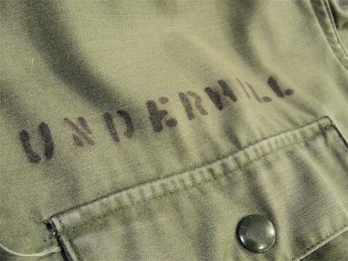 Vintage Army Coat 1
