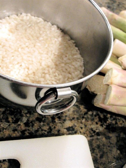 Risotto rice