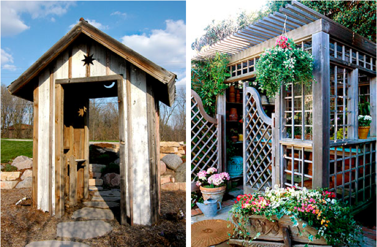 Garden Sheds You Could Live In Corks And Caftans