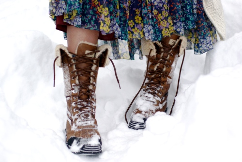 Carey Wodehouse snow boots